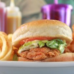 Chicken Filet Sandwich